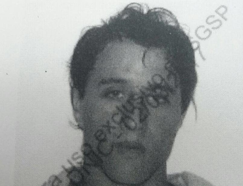 Marcos Alejandro Rivera Perdomo, ya está en prisión como coautor del asesinato de Darwin Miraballes. asesino
