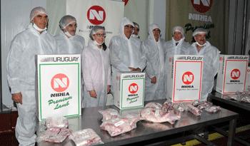Uruguay exportó las primeras 11 toneladas de carne ovina con hueso a Estados Unidos